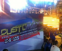 Keseruan event custom nmax modivicatiin cobtes at park23 Tuban