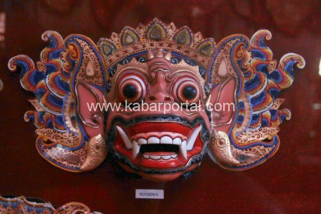 miniatur khas Bali/kabarbali.id/pict istimewa