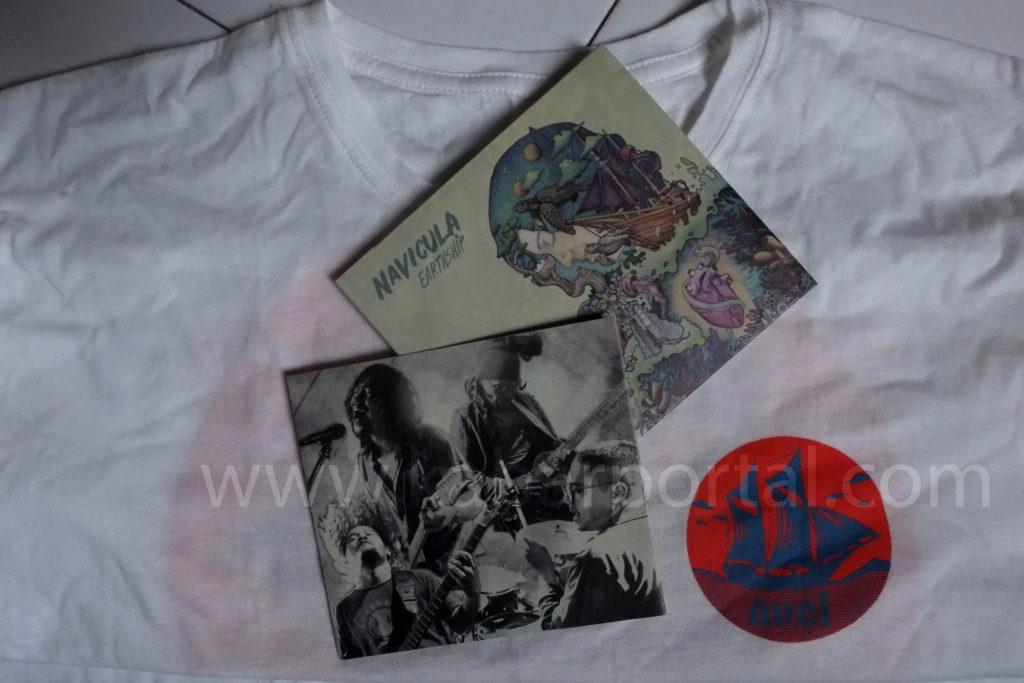 Earthship album ke 9 navicula/kabarportal