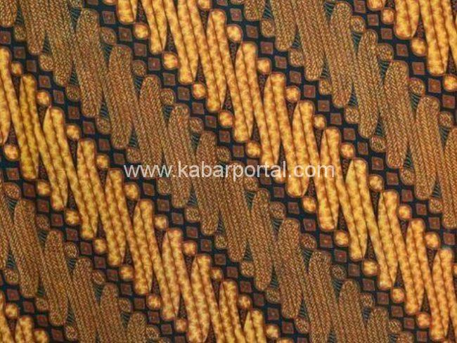 Batik Motif Parang/kabarportal.com/istimewa