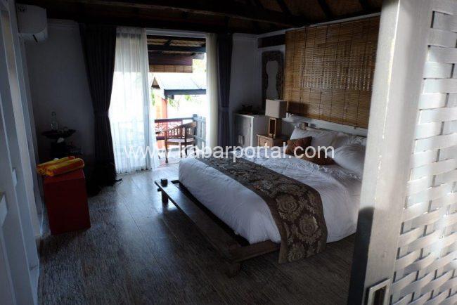 view kamar Amed/kabarportal.com