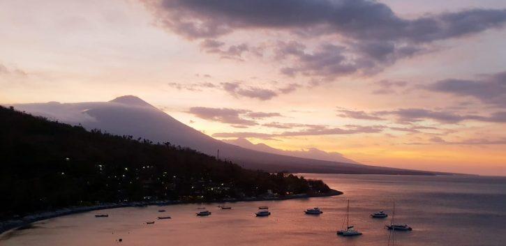 Sunset Point Amed/Andry Kurnia/kabarportal.com