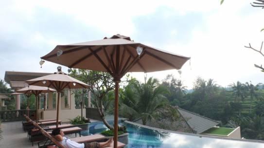 Semalam di Seres Hotel Ubud, Sepi dan Menyeramkan!