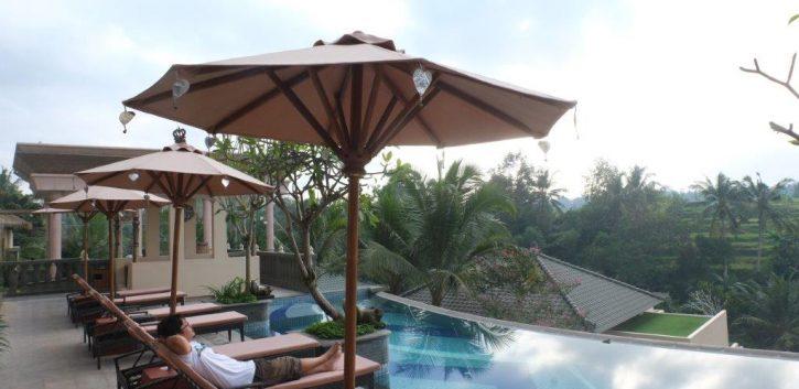 SereS Springs Resort & Spa Ubud/Kolam renang/ Kabarportal
