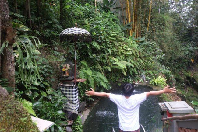 SereS Springs Resort & Spa Ubud/ Fasilitas Yoga/ Kabarportal