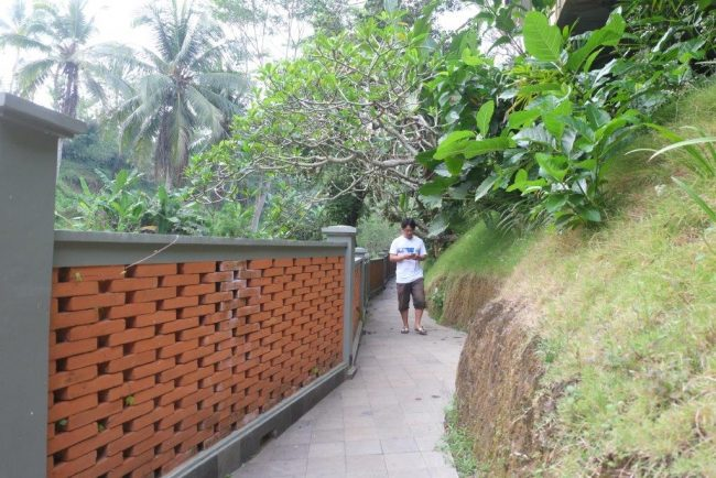 SereS Springs Resort & Spa Ubud/ jogging tracking/ Kabarportal